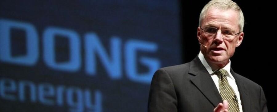 DONG Energys adm. direktør Anders Eldrup