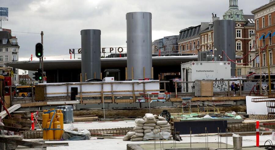 Aarsleff regner ikke med at overtage andre af Pihl & Søns projekter udover dem, de selv er involveret i - Nørreport Station og et havneprojekt i Stockholm.