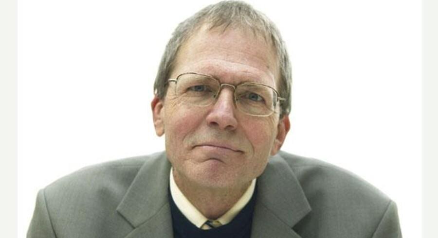 Anker Brink Lund, Professor i medieledelse ved CBS.