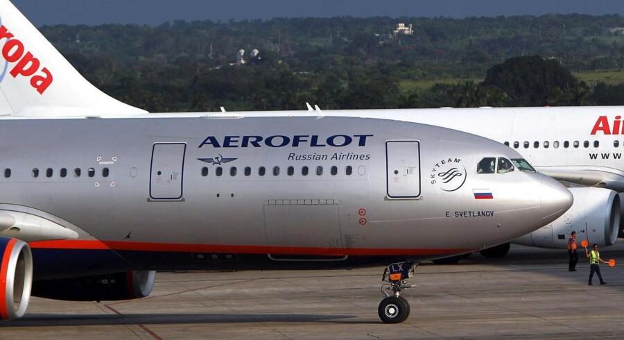 Aeroflot.