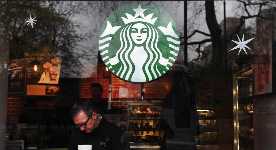 Starbucks er bare ét af de multinationale selskaber, som Storbritannien har under lup for tiden, fordi de kun har haft en skattesats på 0,3 procent af deres omsætning.