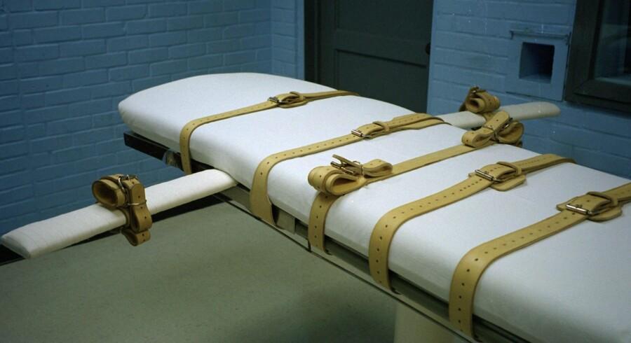 Travis Runnels skal henrettes ved en dødelig indsprøjtning. Datoen er endnu ikke fastsat.