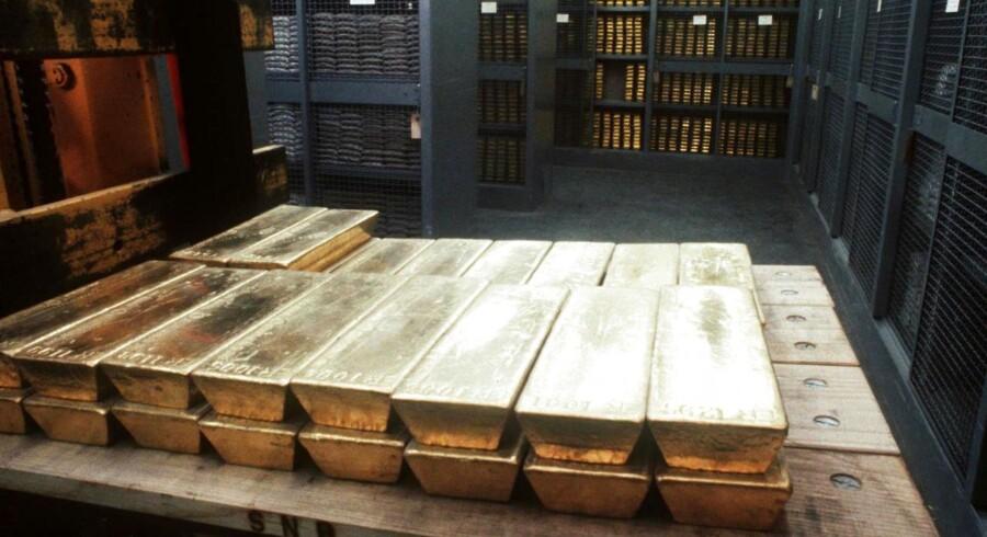 Cyperns nationalbank sælger ud af sine guldreserver. Men der er ikke stor fare for, at andre lande frivilligt følger samme eksempel, mener eksperter.