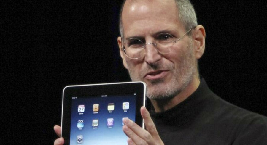 Steve Jobs er her ikke mere, og iPad er ikke længere så nyskabende. Der venter Apple et 2012 med store krav til præstationer i særklasse. Arkivfoto: Kimberly White, Reuters/Scanpix