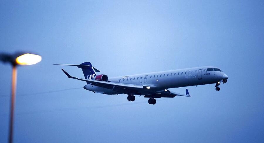 Passagerne i det konkursramte flyselskab Fly Nonstop kan flyve med SAS på specialtilbud.