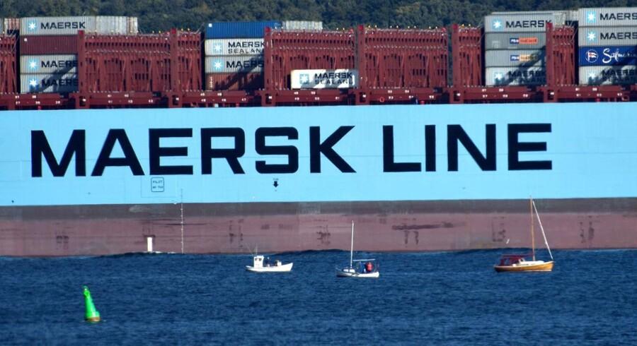 Maersk Oil har investeret væsentlige summer penge i Elly-Luke-gasprojektet i den danske del af Nordsøen