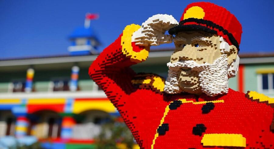 Merlin Entertainments, som blandt andet ejer Legoland, leverer for 14. gang i træk et regnskab med solid vækst.