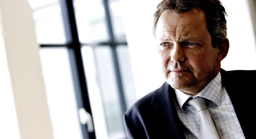 Finanstilsynets direktør Ulrik Nødgaard får fremover en bestyrelse, der vil kigge hans og de ansattes tilsyn med bankerne efter i sømmene.