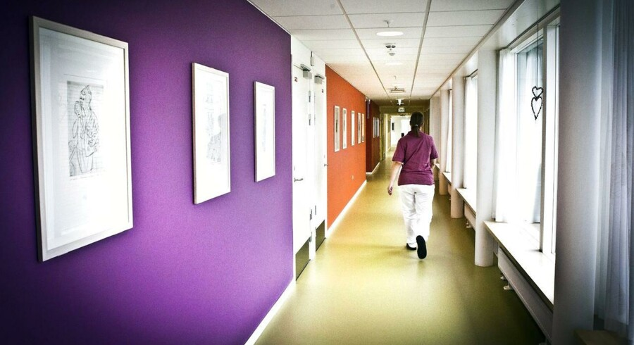 ARKIV: En stor del af pengene i Fonden for Forebyggelse og Rekruttering går ikke til virksomheder, men til kommuner som blandt andet forbedrer arbejdsmiljøet i ældreplejen og i daginstitutioner.