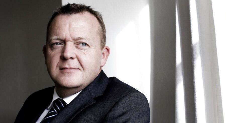 Venstres formand Lars Løkke Rasmussen har i privat regi oprettet en fond, der skal drive et akademi for drenge med indlæringsvanskeligheder.