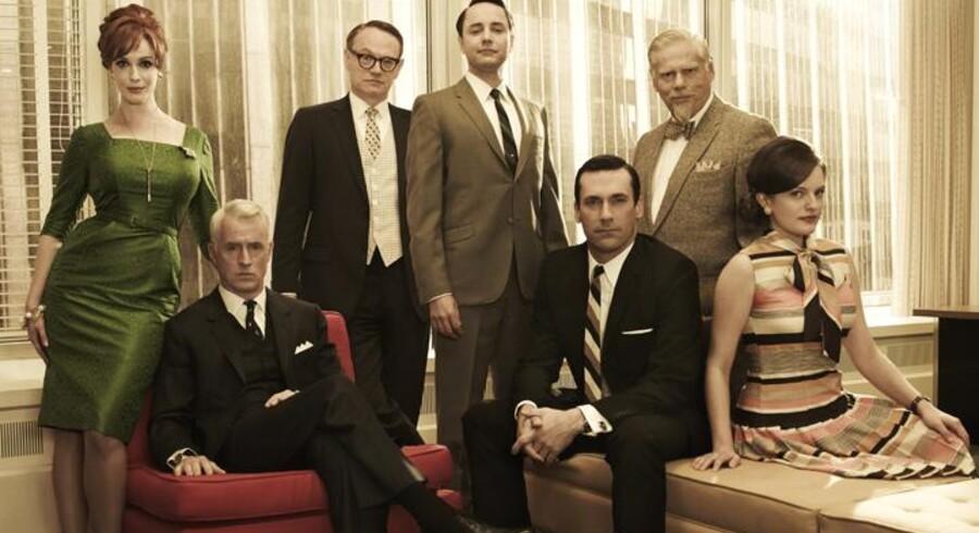 Har du savnet Don Draper, Peggy Olson og alle de andre karakterer fra succes-serien Mad Men? Fortvivl ej, sæson fem er nu på trapperne og 1960'ernes New York'er-stemning er intakt. Her er premierebilleder og et smugkig fra den nye sæson.
