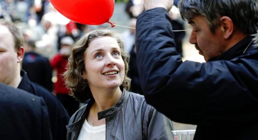 Socialdemokraternes politiske ordfører, Maja Panduro.