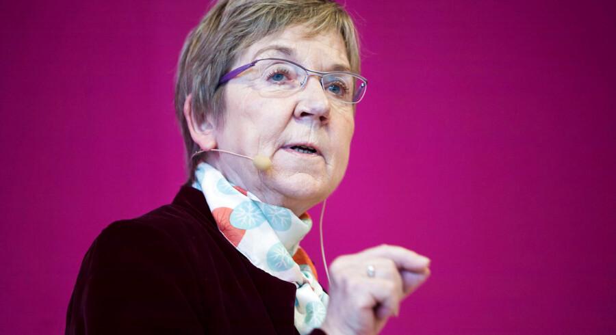 Ifølge sportens minister, Marianne Jelved, er der »et stort integrationspotentiale« i foreningslivet. Men der skal lægges kræfterne i, hvis det skal lykkes, understreger ministeren, som tilføjer, at foreningerne har regeringen i ryggen.