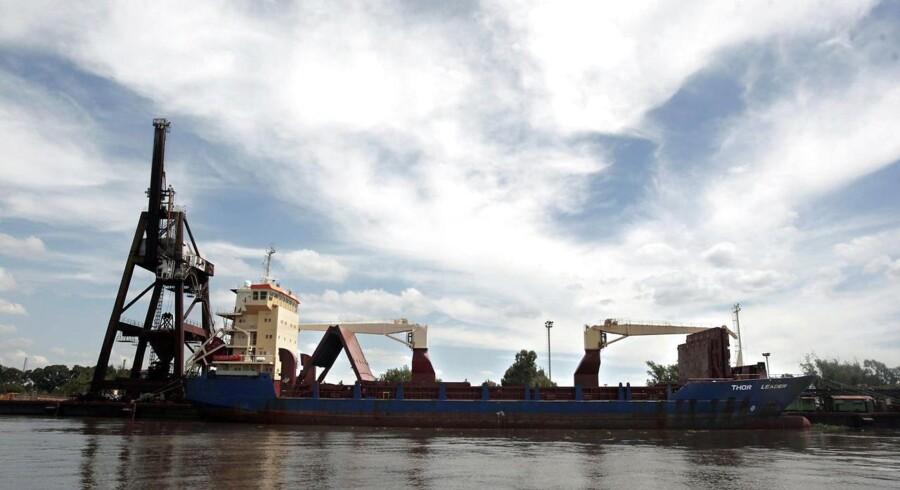 Atlantic Petroleum fastholder forventninger til 2015.