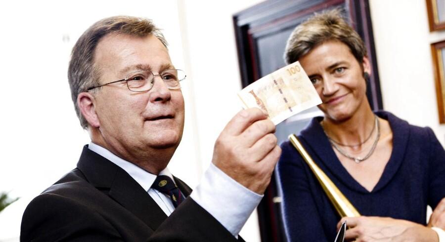 ARKIVFOTO. Lovforslaget fra 2010 om ændring af børnechecken blev ikke lavet helt efter bogen, som Venstre ellers påstår, siger Radikale Venstre.