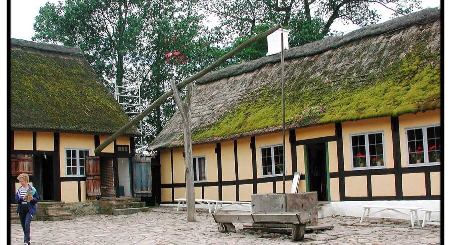 Melstedgård er det bornholmske landbrugs museum. Her kan man få et indtryk af, hvordan landbruget har udviklet sig fra 1700-tallet til mekaniseringen for alvor satte ind efter anden verdenskrig. //