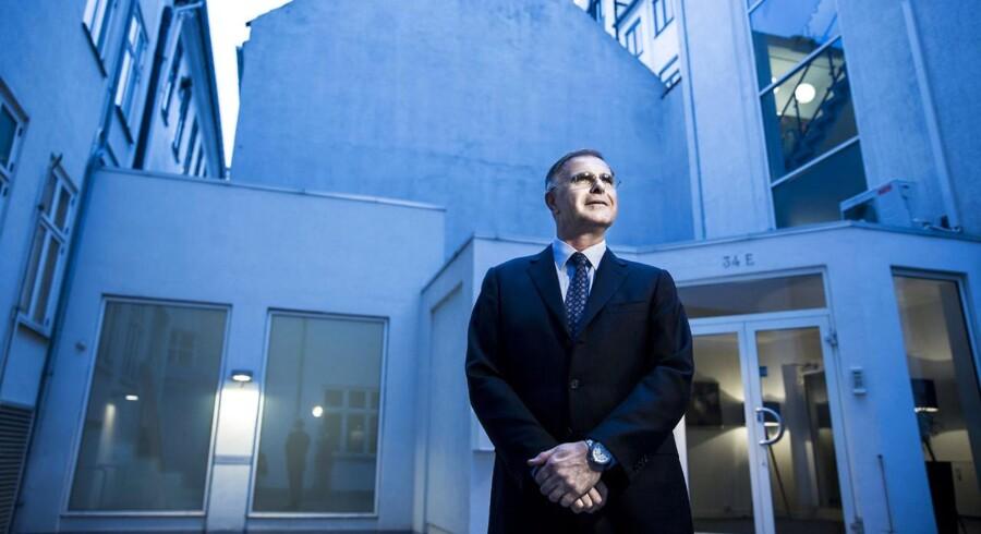 Genmabs topchef Jan van de Winkel. Genmabs højt besungne kræftmiddel Daratumumab blev mandag aften godkendt i USA. Det danske selskab var ved at droppe sit guldæg hele tre gange undervejs i udviklingen.