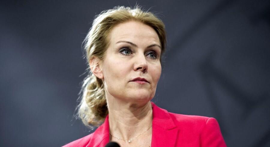 Det har været et begivenhedsrigt år for statsminister Helle Thorning-Schmidt (S).