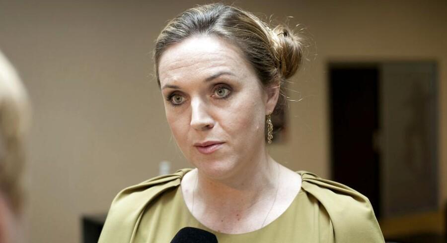 Karen Hækkerup skal være ny fødevareminister.