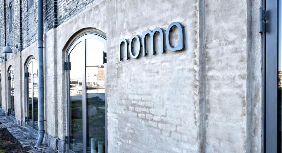 Noma er med på listen over verdens mest eksklusive måltider.