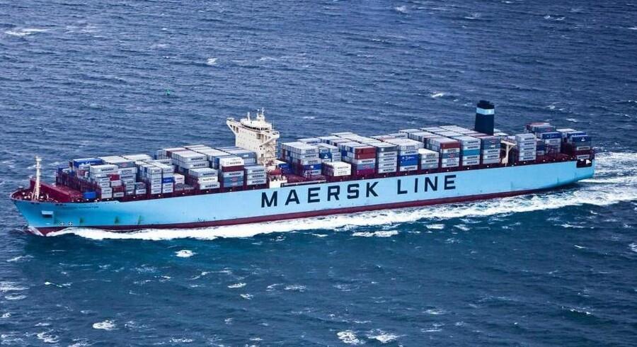 I dag onsdag har Maersk Line 23.000 ansatte på land på globalt plan. Rederiet venter, at den stab skal reduceres med mindst 4.000 ved udgangen af 2017.