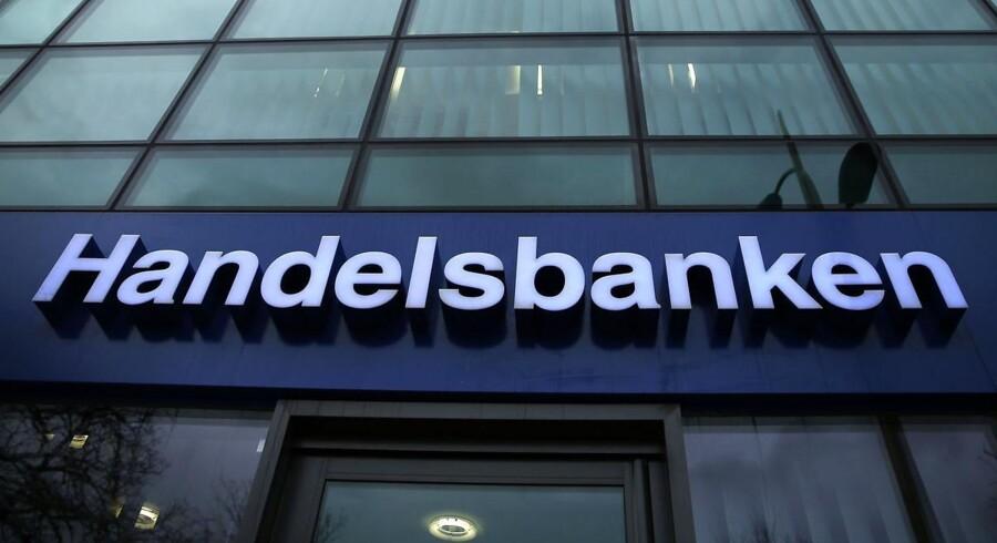 Rekordhøje gebyrindtægter understøtter Handelsbankens resultat for første kvartal 2015.