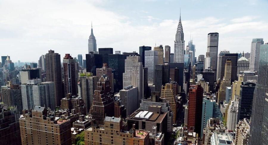 Storbyer som New York er ved at udvikle sig til lounger for eliten.