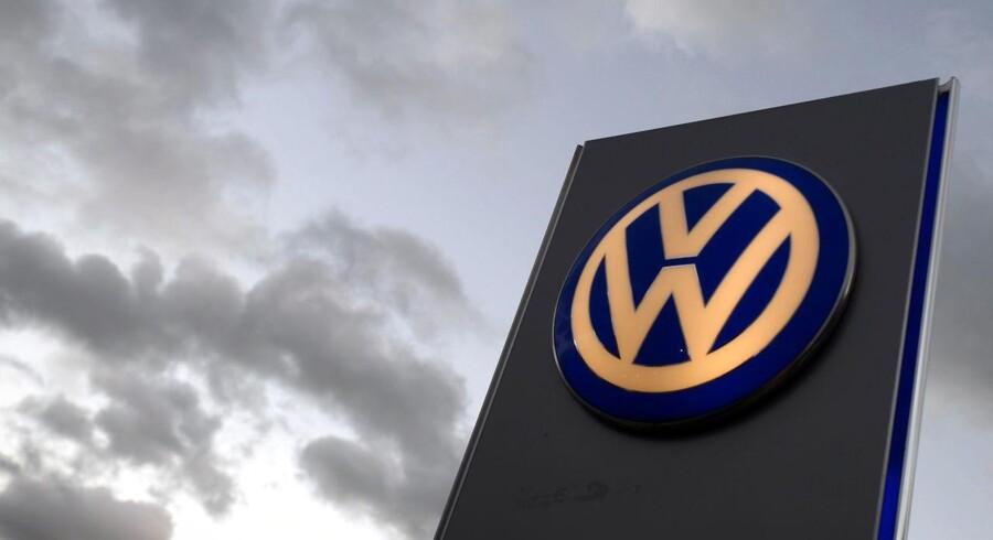 Volkswagen omsatte for 48,9 mia. euro i tredje kvartal mod ventet 47,8 mia. Euro blandt analytikerne.