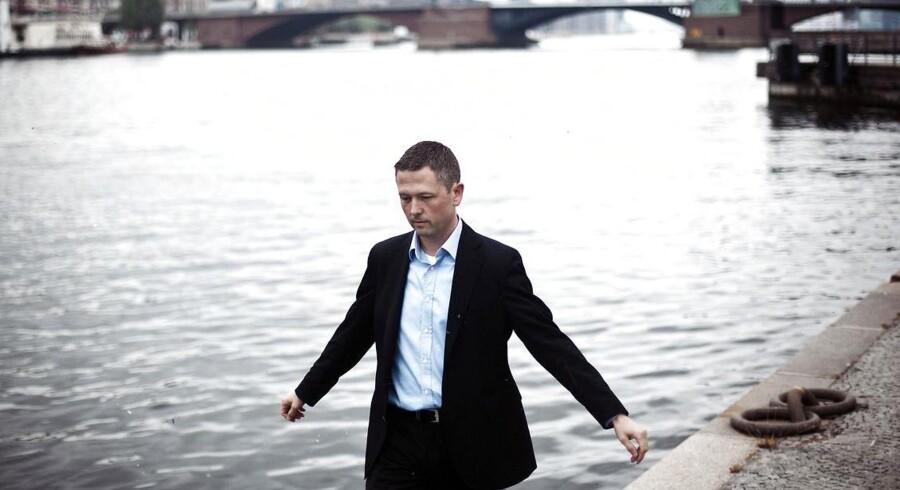 Cheføkonom i Danske Bank, Steen Bocian, anerkender, at de stigende boligpriser kan gavne den danske økonomi, men holder fast i at markedet for lejligheder i København er for småt til at trække hele danske økonomi fremad.