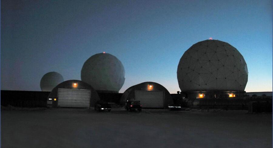 Danske virksomheder kan skyde en hvid pil efter kontrakter på Thule-basen.