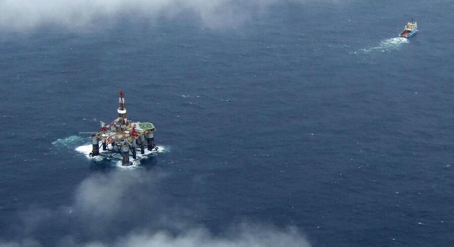 De massive vanskeligheder for Atlantic Petroleum blev i første omgang meldt ud i november, og det har siden sat sine tydelige spor på aktiekursen.