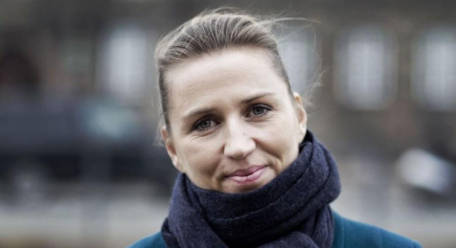 Beskæftigelsesminister Mette Frederiksen skal i samråd
