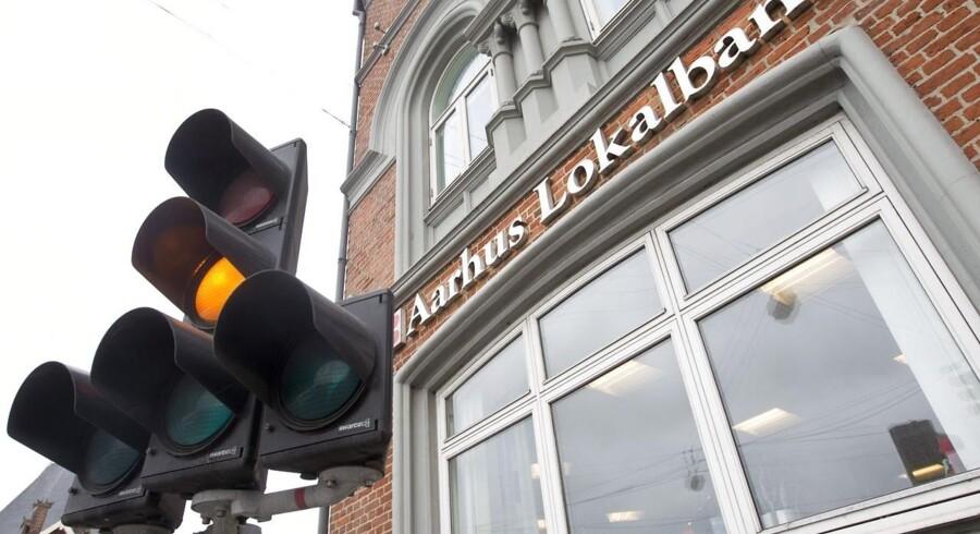 Aarhus Lokalbank er blandt de banker, som i en risikoanalyse af Niro Invest bliver udpeget som udsatte.