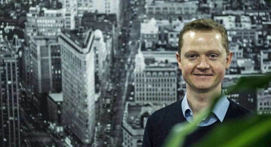 Peter Mühlmann, stifter og adm. direktør i Trustpilot.