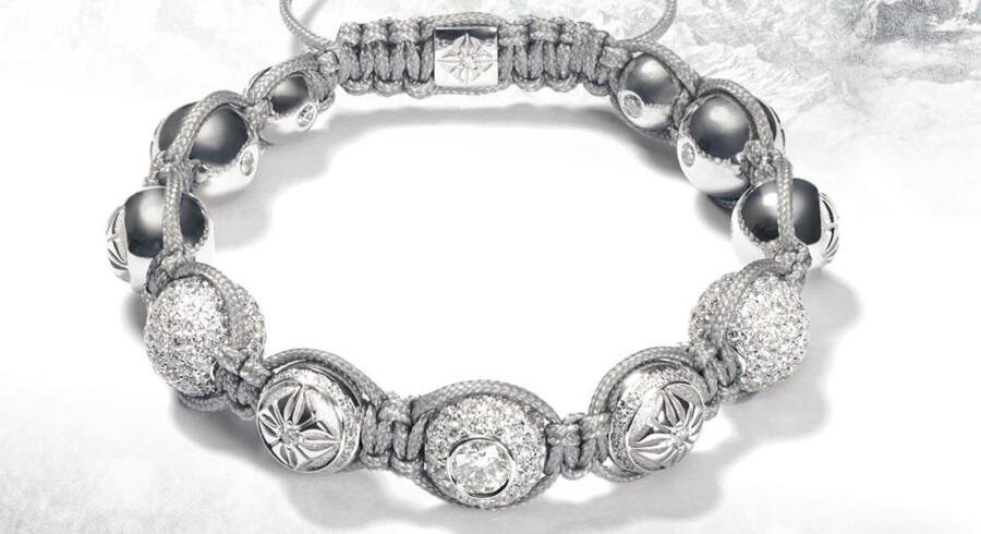 Dansk smykkesucces vil på linje med Cartier og Rolex. Den globale, langsigtede strategi er vigtig for Shamballa, men koster på bundlinjen.