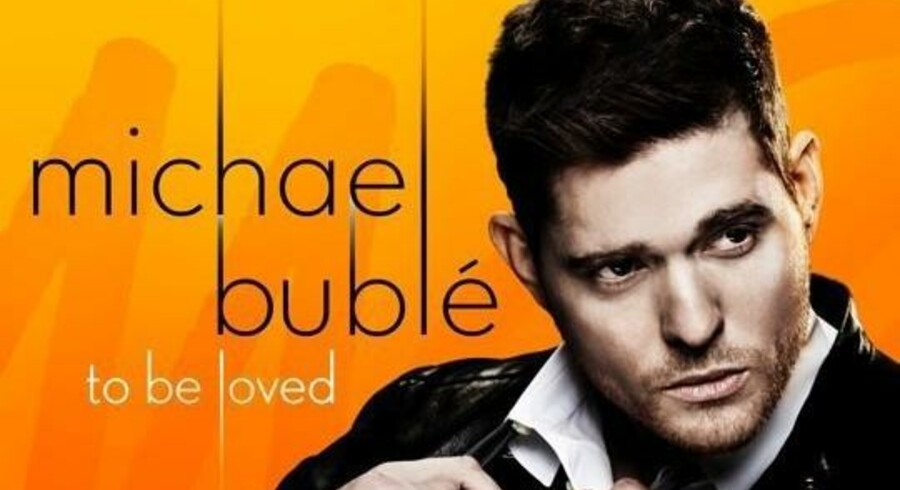 "Michael Bublé: ""To Be Loved"". Cover"
