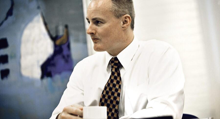 Sagen mellem den tidligere finansdirektør i Vestas Henrik Nørremark og vindkoncernen havner højst sandsynligt i retten. Arkivfoto: Scanpix