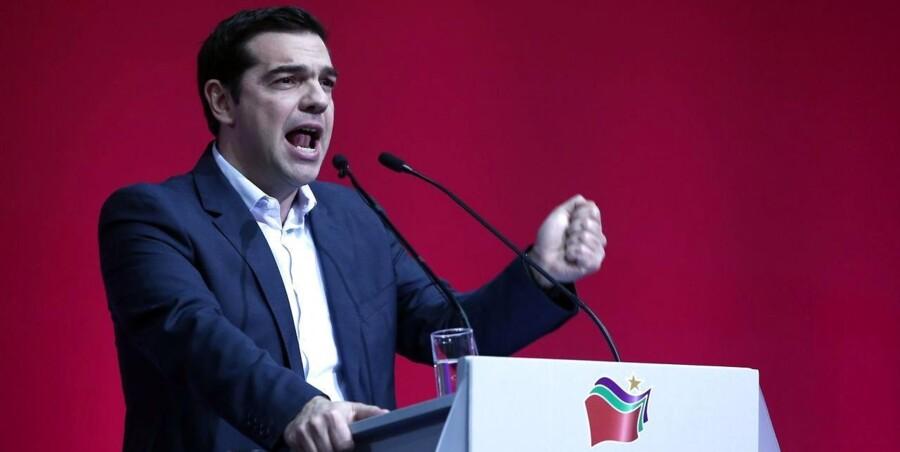Hvis den venstreradikale bevægelse Syriza med den karismatiske Alexis Tsipras i spidsen vinder det græske parlamentsvalg, lover han at ville genforhandle EUs spare- og reformkravene, sikre en ny gældseftergivelse og samtidig forblive i eurosamarbejdet.