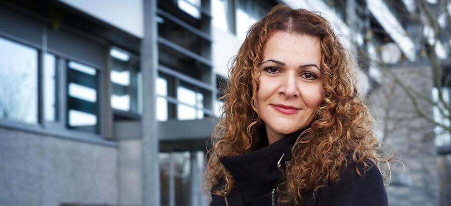 Halime Oguz er byrådskandidat for SF
