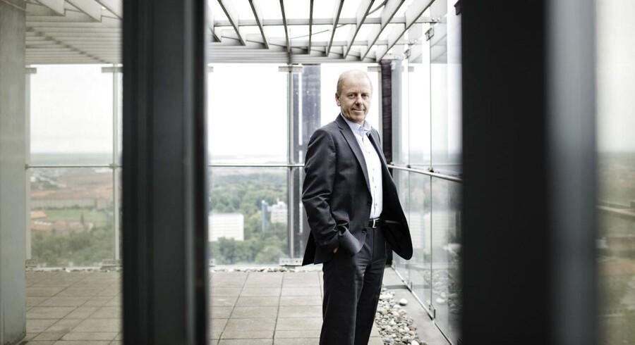 Berlingske Business Magasin giver ordet til en dansk topchef. Denne gang er det Carlsbergs koncernchef, Jørgen Buhl Rasmussen, der har ordet.