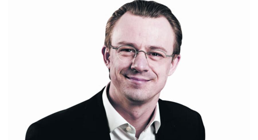 Mikkel Vedby Rasmussen, professor, Institut for Statskundskab, KU
