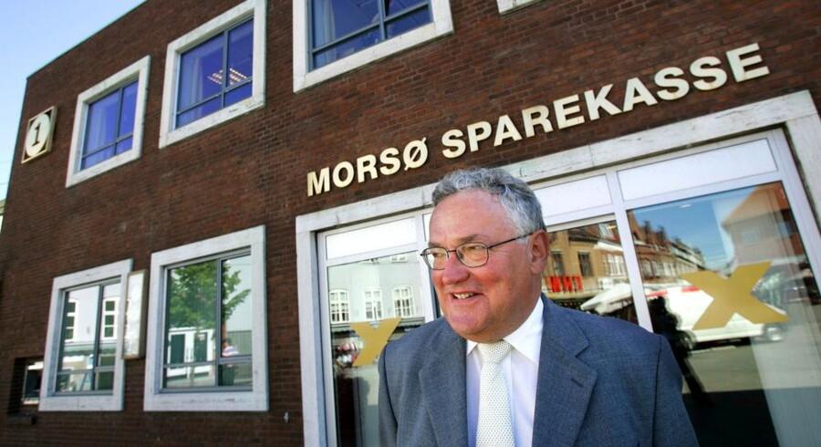 Den tidligere direktør i Morsø Sparekasse, Jørn Balch Christensen
