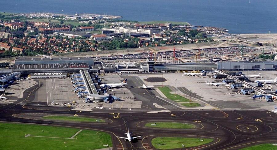 Terminal A ønsker at opføre en lavpristerminal ud mod Øresund.