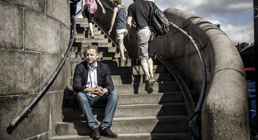En debat om hvilke værdier, Danmark bygger på, er nødvendig, mener Venstres integrationsordfører Martin Geertsen.