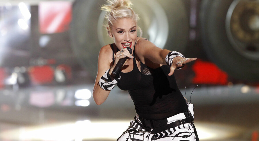 ARKIVFOTO. Gwen Stefani til Teen Choice Awards.