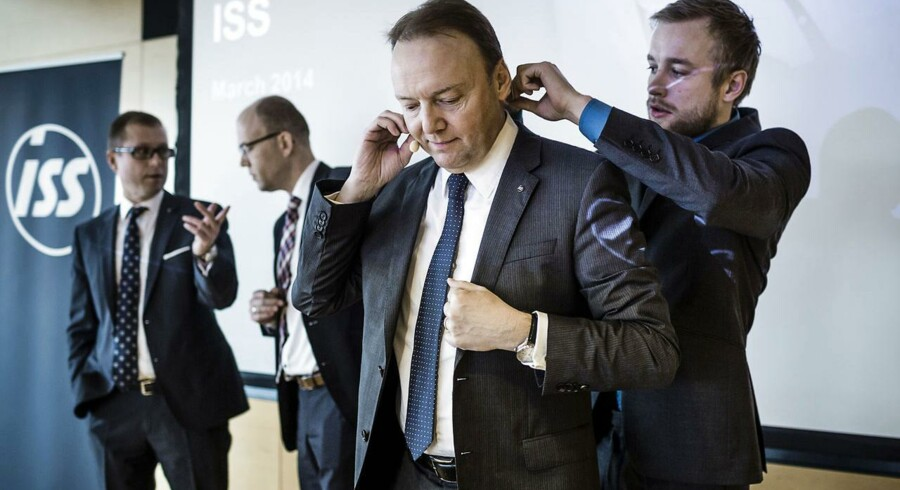 ISS-koncernchef Jeff Gravenhorst sendte virksomheden tilbage på fondsbørsen 3. marts i år. Nu ser ISS-aktien ud til også at vende tilbage til eliteindekset.