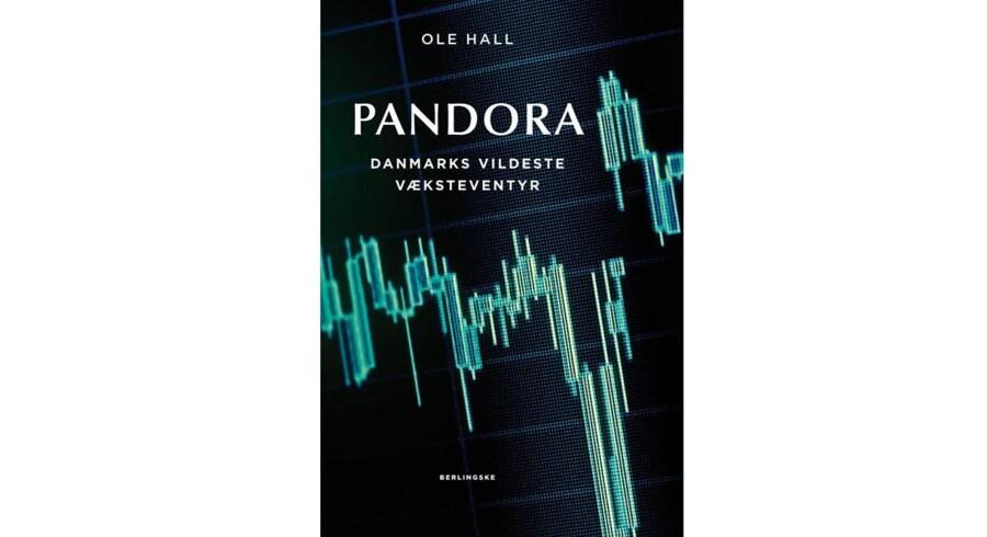 Pandora. Skrevet af Ole Hall, Berlingske Media Forlag.