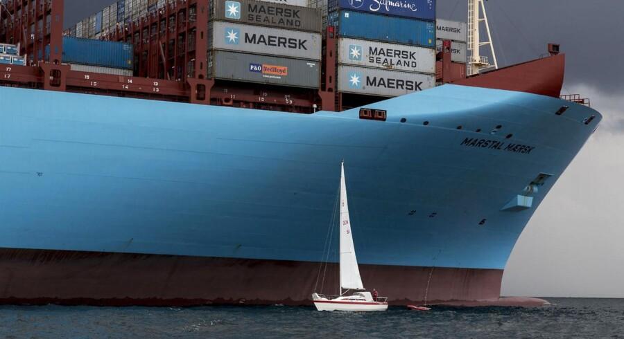 Marstal Mærsk, et af Maersk Lines Triple E, besøgte i går byen, der har lagt navn til skibet. Skipperbyen Marstal har gennem årerne leveret mange søfolk til Mærsk-rederierne og er fortløbende leveringsdygtig i officerer, der udgår fra Navigationsskolen. Byen, der i år runder 500-års bøjen, er derfor udvalgt til at lægge navn og hjemsted til skibet. Skibet er 398 meter langt, og der kan være over 18.000 containere om bord.