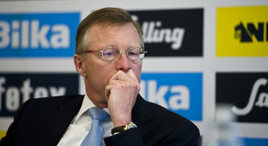 Mærsks topchef Nils Smedegaard Andersen får kritik får sin håndtering af kommunikationen omkring salget af Dansk Supermarked.