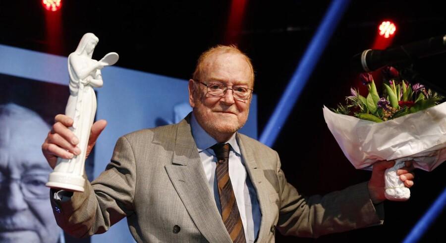 Jesper Langberg modtager Æres-Bodil
